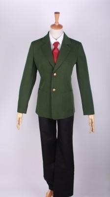 RDG レッドデータガール 相楽 深行(さがら みゆき) 鳳城学園制服 コスプレ衣装