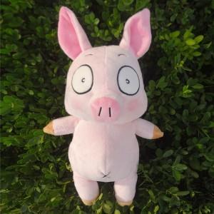 アクセル・ワールド ハルユキ-ピンクのブタ ぬいぐるみ コスプレ
