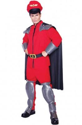 ストリートファイター ベガ Street Fighter M. Bison コスチューム ハロウィン コスプレ衣装 仮装