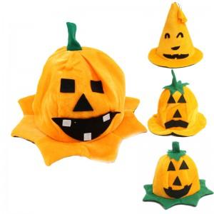 ハロウィン 装飾 飾り 仮面舞踏会 かぼちゃ帽子