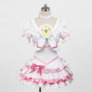 スイートプリキュア 南野奏(みなみの かなで)/キュアリズム コスプレ衣装