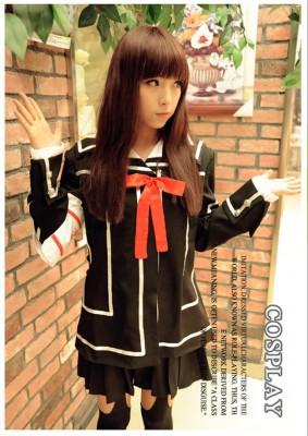 ヴァンパイア骑士 黒主 優姫/玖蘭 優姫 黒主学園 コスプレ衣装