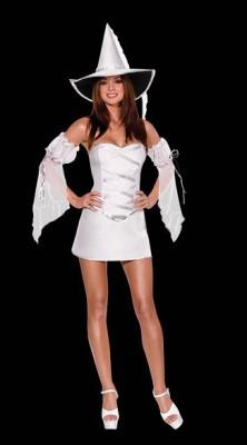 テーパーハット ホワイト 海賊コスチューム衣装