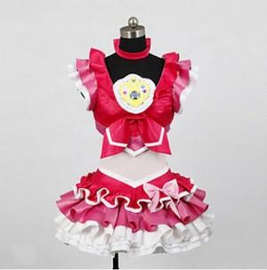 スイートプリキュア 北条響(ほうじょうひびき)/キュアメロディ コスプレ衣装