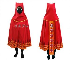 風ノ旅ビト (Journey ) 旅ビト コスプレ 衣装 コスチューム