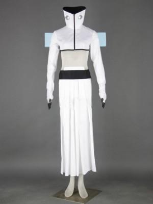 ハリベル2代(白い) ブリーチ 漫画版 コスプレ 衣装 女性用 6セット