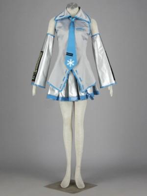 雪ミク 初音家族 8セット コスプレ衣装