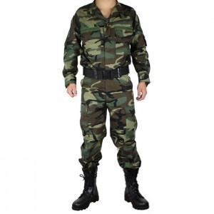 野戦自衛隊 迷彩服上下セット 特価  カモフラージュ