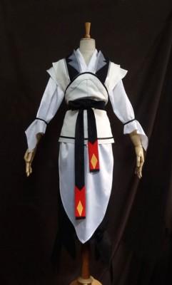 コスプレ衣装 マギ 練白龍(れん はくりゅう) コスチューム