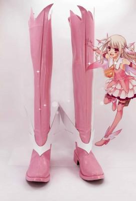 Fate/kaleid liner プリズマ☆イリヤ イリヤスフィール・フォン・アインツベルン コスプレブーツ