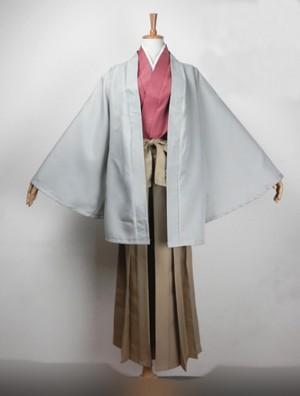 銀魂 沖田総悟(おきた そうご)和服 コスプレ衣装