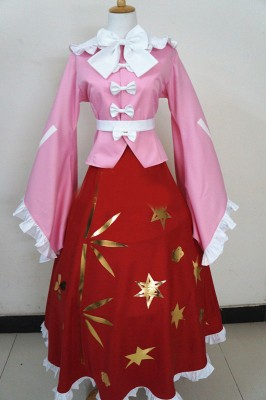 東方Project 東方永夜抄 蓬莱山輝夜 コスプレ衣装