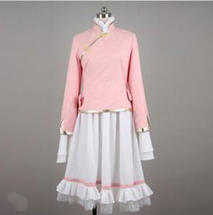 Axis Powers ヘタリア 台湾 コスプレ衣装