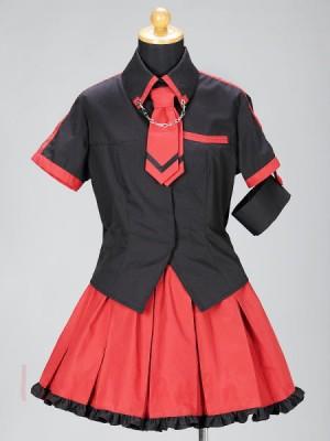 BLOOD-C ブラッド シー私立三荊学園女子制服 更衣小夜 きさらぎさや 網埜優花 あみのゆうか コスプレ衣装