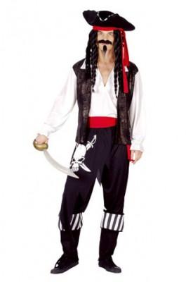 ハロウィーン 衣装 大人用 パイレーツオブカリビアン ジャック スパロウ Jack Sparrow 海賊 コスプレ衣装 ワールドエンド