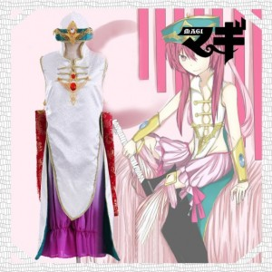 マギ 練紅覇(れん こうは) 煌帝国 コスプレ衣装