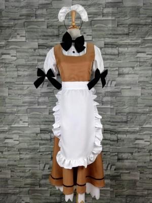 メイド服 コスチューム衣装  制服 コスプレ衣装