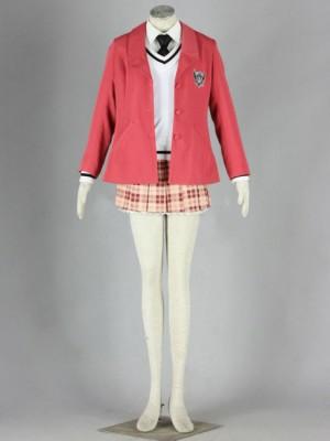 ヘタリア 世界W学院 女子の制服 冬用 コスプレ衣装