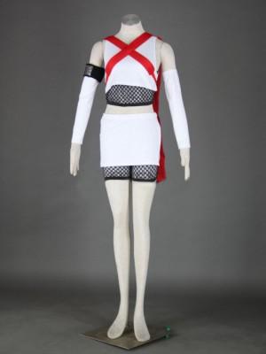 七尾人柱 忍者の衣装  ナルト コスプレ 8セット