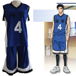 黒子のバスケ 笠松幸男(かさまつ ゆきお) コスプレ衣装
