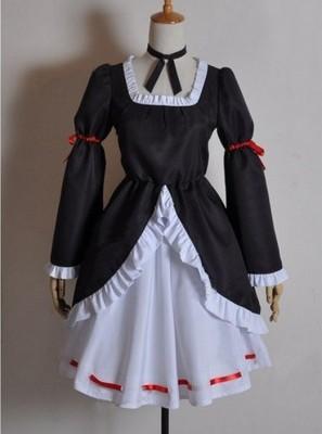 僕は友達が少ない 羽瀬川小鳩(はせがわ こばと) ロリータ コスプレ衣装