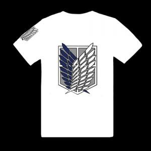 進撃の巨人 訓練兵団服 調査兵団服 アニメキャラクター Tシャツ