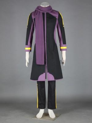 タイト 初音家族 男性用 コスプレ衣装 ボーカロイド 帯人