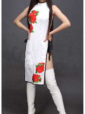 一騎当千 孫策伯符 チャイナドレス コスプレ衣装