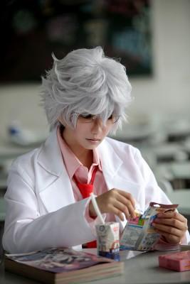 銀魂Gintama 3年Z組銀八先生 コスプレ衣装