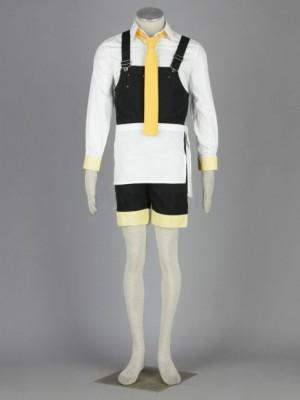 人柱アリス版 鏡音レン 男性用 初音家族 4セット衣装