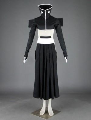 ハリベル3代(黒) ブリーチ 漫画版 コスプレ 衣装 6セット