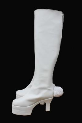 マクロスF(劇場版) シェリル・ノーム コスプレ靴ブーツ