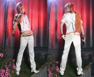 うたの☆プリンスさまっ  第二季 LOVE 2000% 神宮寺レン コスプレ衣装