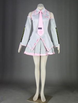 櫻初音2代 初音家族 シルバー コスプレ衣装 7セット
