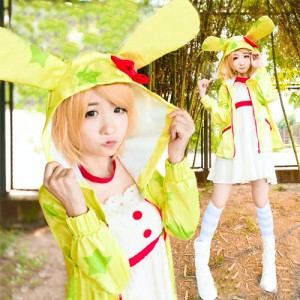 VOCALOID※鏡音リン/Rin Lollipop Factory  コスプレ衣装