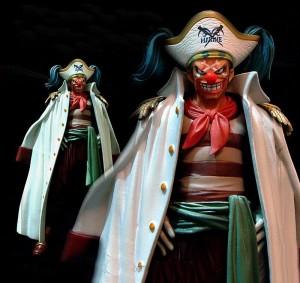 ワンピース ONE PIECE 船長バギー 道化のバギー風 コスプレ衣装 道化のバギー