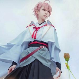 刀剣乱舞-ONLINE- 審神者 コスプレ衣装 巫女風 和服 着物