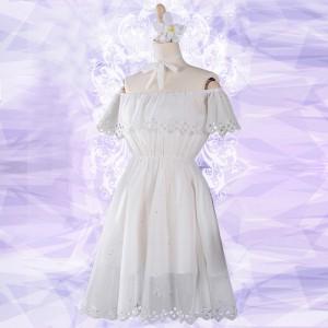 Fate/GO グランドオーダー Matthew Kyrielite マシュ・キリエライト ドレス コスプレ衣装