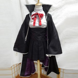 Fate/Extra CCC FGO BB BBちゃん 黒 コスプレ衣装
