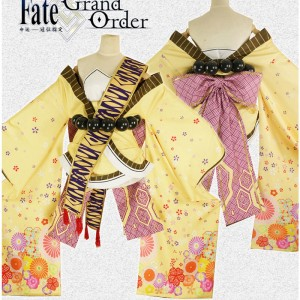 Fate/Grand Order 茨木童子 着物 全セットオーダー可能