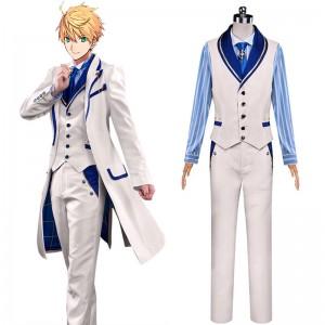 【予約商品】Fate GrandOrder アーサー アーサー FGO ホワイトローズ 白スーツ コスチューム