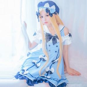 Fate/Grand Order FGO アビゲイル・ウィリアムズ スカート セーラー襟 萌え萌え コスチューム