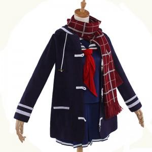Fate/Grand Order 謎のヒロインX〔オルタ〕 制服 日常風 コスプレ衣装
