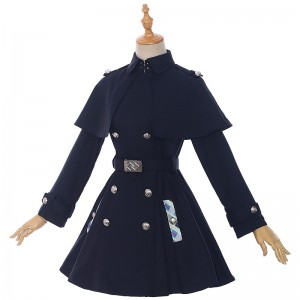 Fate/Grand Order FGO 英霊旅装 マシュ・キリエライト 制服 コスプレ衣装