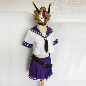 Fate/Grand Order 蘭陵王 コスプレ衣装 制服 仮面 追加可 全セット