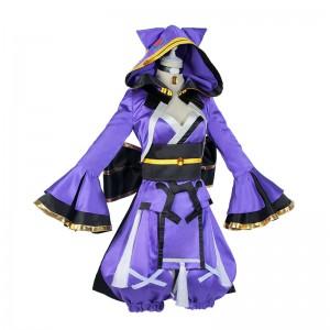 Fate/Grand Order コスプレ 概念礼装 忠犬待ったなし 玉藻の前 コスプレ 衣装 FGO コスプレ