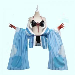 Fate/Grand Order FGO 茨木童子 水着 コスプレ衣装 仮装 ステージ 舞台服 ハロウィン クリスマス