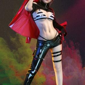 Fate/Grand Order ジャンヌ・オルタ 月の彼女 アルトリア コスプレ 衣装 私服 FGO コスプレ