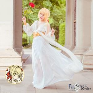 コスプレ衣装 Fate/Grand Order ネロ 風 パジャマ