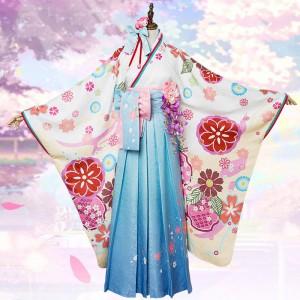 コスプレ衣装 Fate/Grand Order マシュ・キリエライト 正月礼装 概念礼装 いろはにほへと 和服